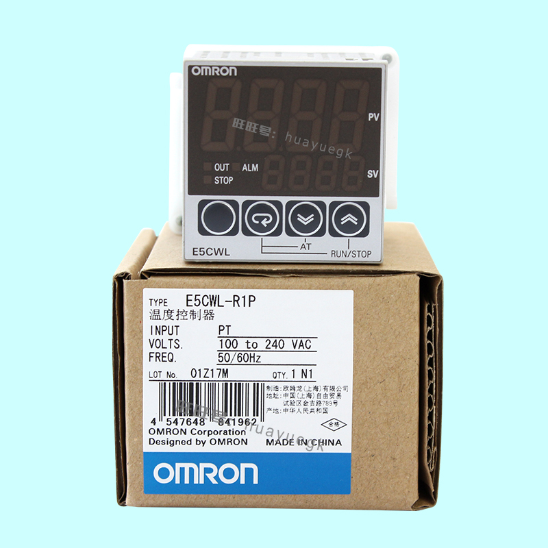 цена на Original authentic OMRON electronic thermostat digital regulator E5CWL-R1TC E5CWL-Q1TC E5CWL-R1P E5CWL-Q1P