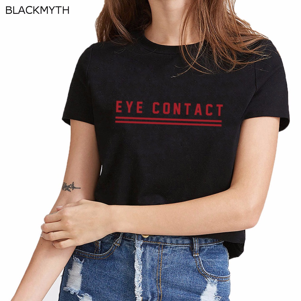 Buy short sleeve eye graphic tee and get free shipping on AliExpress.com 2ac7249b696c