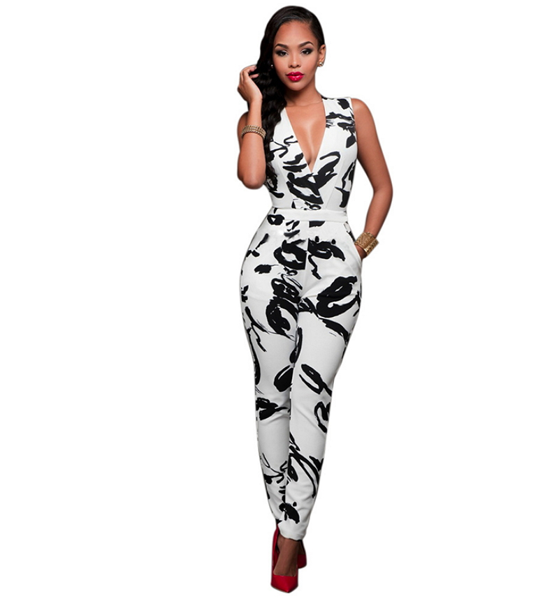One piece jumpsuit for women sexy