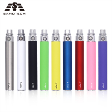 10pcs e cigarette battery 650/900/1100mah Ego battery ego t vape 510 Thread fit for ce4 ce5 ce6 e cigarette vapor atomizers