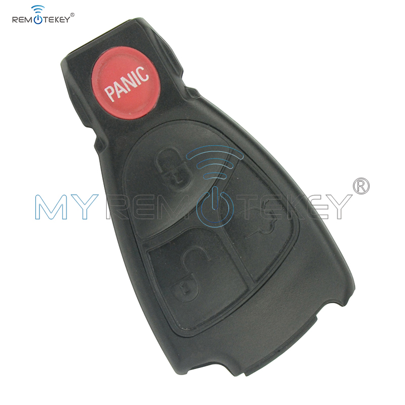 C E R CL CLK E Class 4 Button Smart Key Case 4 Button US Model for Mercedes Remtekey Car Key Shell Cover Keyless