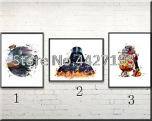 5D DIY Diamond Embroidery Star Wars cartoon Square Rhinestone Sets Full Painting Cross Stitch Needlework
