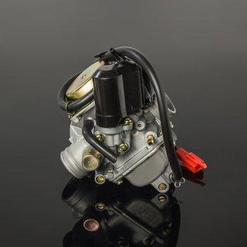 Moto Scooter 150cc | Carburateur Gy6 Pour Scooter Atv 125-150Cc Pd24J 24Mm Accessoires De Moto