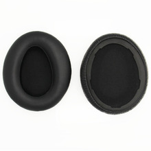 Protein Leather Ear Pads For SONY MDR-10RBT MDR-10RNC MDR-10R Replacement Headphones Earpads eh#