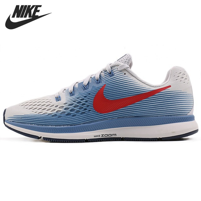 outlet store 71414 89665 Original New Arrival 2018 NIKE AIR ZOOM PEGASUS 34 Mens Running Shoes  Sneakers