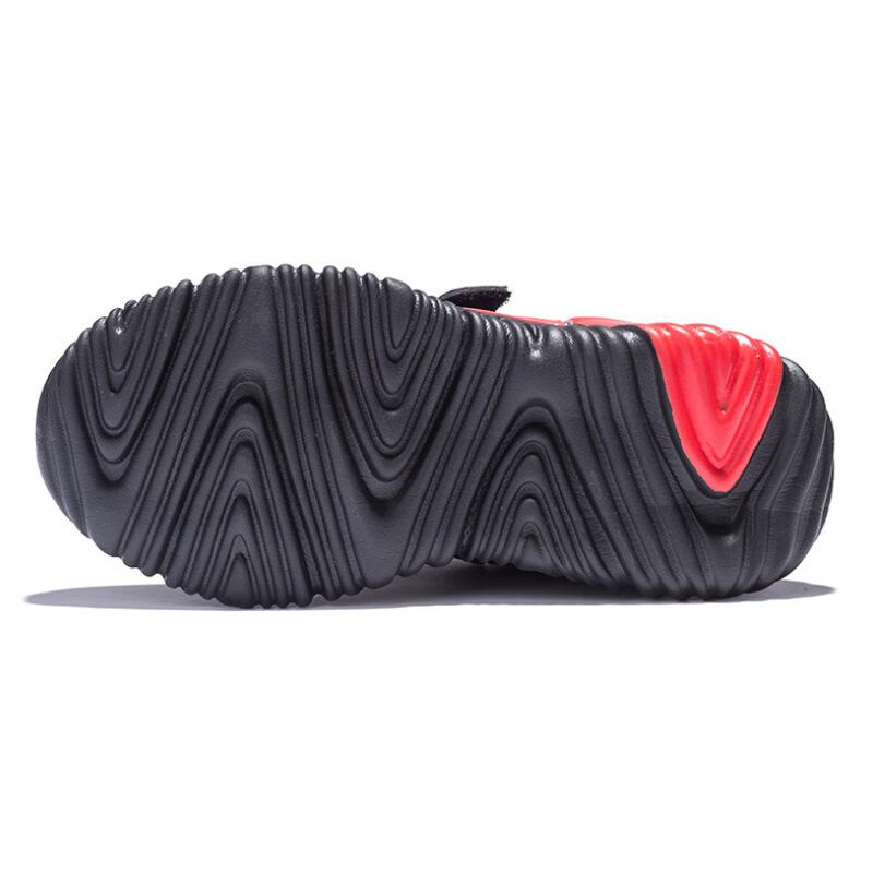 Kids Shoes 2019 Boys Black Shoes Girls Causal Air mesh Sneakers Children Breathable Shoes Toddler Sports Sneakers AS3672 in Sneakers from Mother Kids
