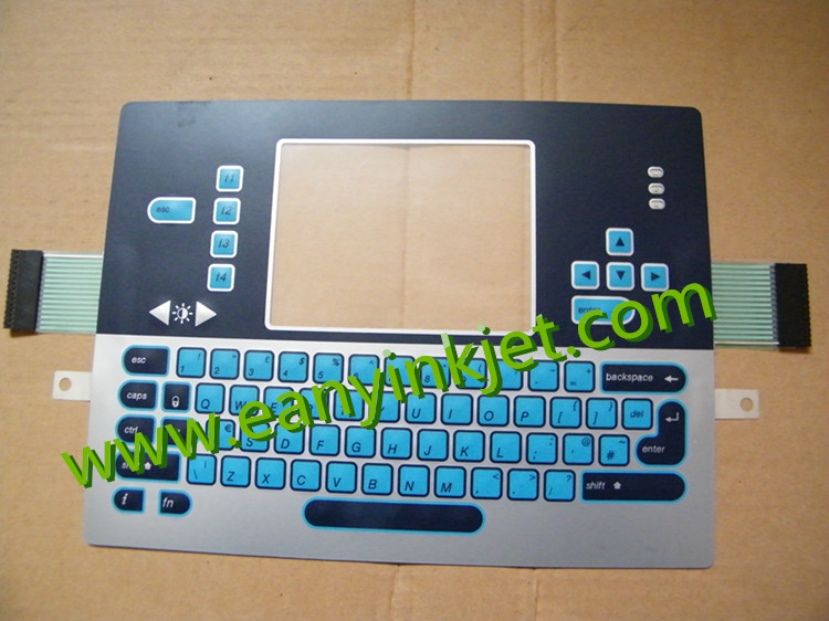 Videojet VJ1620 keyboard display keypad for Videojet VJ1620 printer