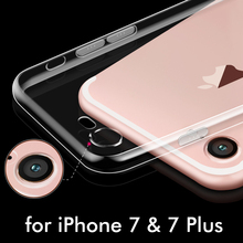 New fashion Ultra Thin 0.3mm Soft Transparent clear TPU case cover for Apple iPhone 6s 4.7inch plus tpu phone cases iphone6s