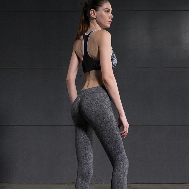 Hips Push Up Leggings Fitness Pants Quick Dry Elastic