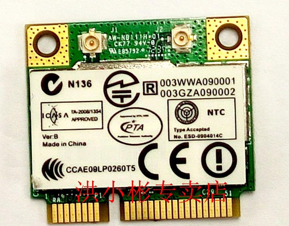 SSEA En Gros D'origine Sans Fil carte pour Broadcom BCM43228 BCM943228HM4L 300 Mbps 802.11 a/b/g/n moitié Mini PCI-E 2.4G/5 GHZ carte