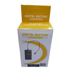 Image 4 - USB порт для цифровой камеры, зарядное устройство для Canon