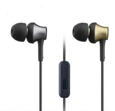 Original ex650 cobre dinámico cancelación de ruido super bass estéreo en oído 3.5mm música auriculares para sony iphone samsung auricular