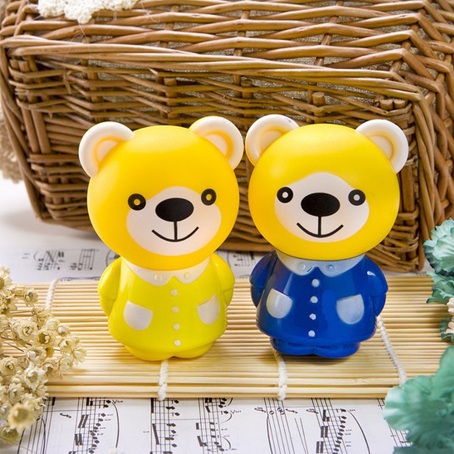 Kawaii LED Night Light Tiger/Bear