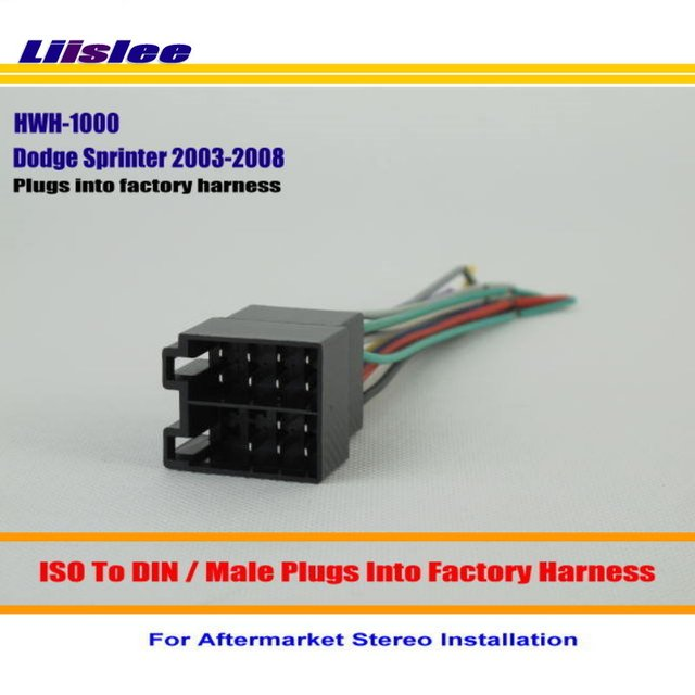 aliexpress com buy liislee car radio cd player to aftermarket rh aliexpress com Dodge Engine Compartment Wiring Harness Dodge M37 Wiring Harness