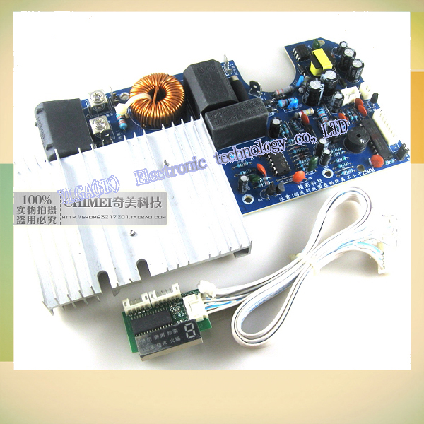 technology The second generation of induction cooker board general mainten modification motherboard home appli parts rice cooker parts steam pressure release valve