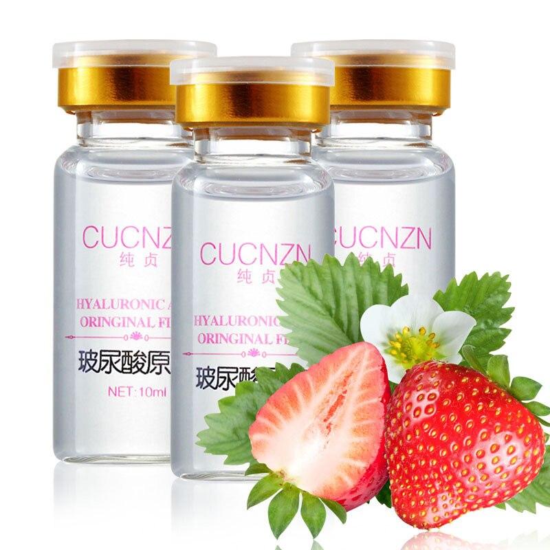 1 UNID Ácido Hialurónico Líquido Original Esencia Hidratante Crema Facial Cuidad