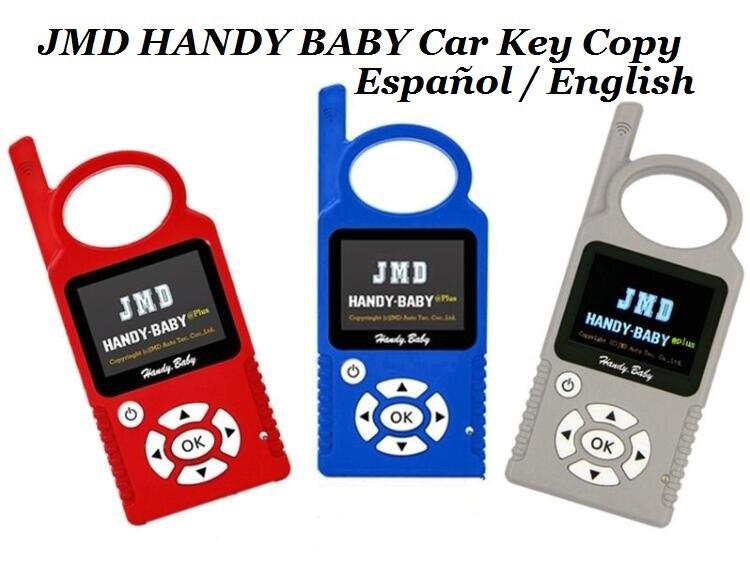 Новый оригинальный JMD HANDY Детские V8.1 CBAY V7.0 Auto Key Программист для 4D/ID46/ID48/G чип английский/испанский ключи от машины копия клон инструмент