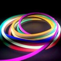 220V Neon LED Strip 7m 14m 21m 28m 35m 42m 49m For Interior Exterior Lights Lighting