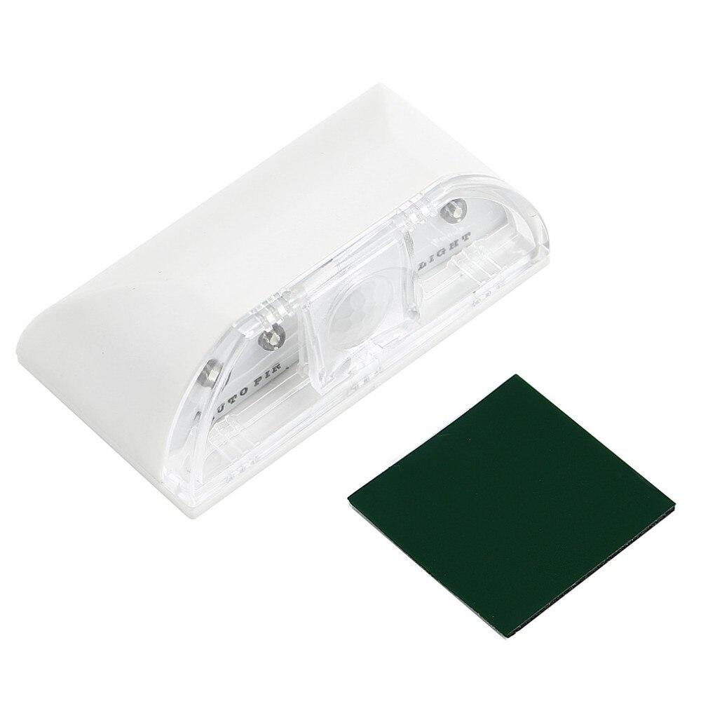 4 светодиодных Бусины Авто ПИР Инфракрасный Обнаружение движения Сенсор дома двери лестница Светодиодная лампа ночник для Спальня Кухня пр... ...