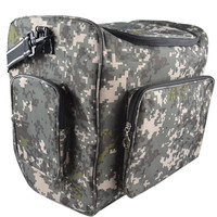 1 Piece 36L Outdoor Portable Oxford Cloth Camouflage Picnic Bag For Food Storage Aluminum Foil Folding