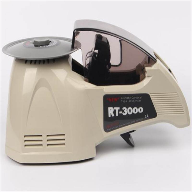 RT-3000 Tape Dispenser Tape Cutting Machine ABS material, suitable width: 5-25mm ,Cutting length: 10-60mm цена