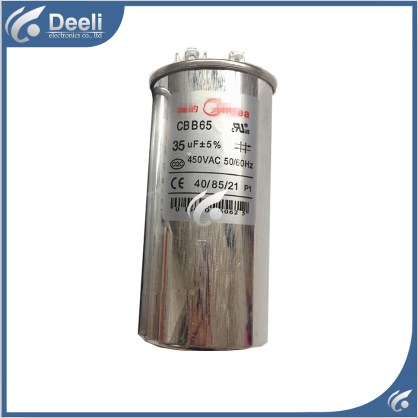 2pcs/lot new good working for Air conditioning capacitor CBB65/450VAC 35UF control board аксессуар для волос brand new 2 lot hairdisk