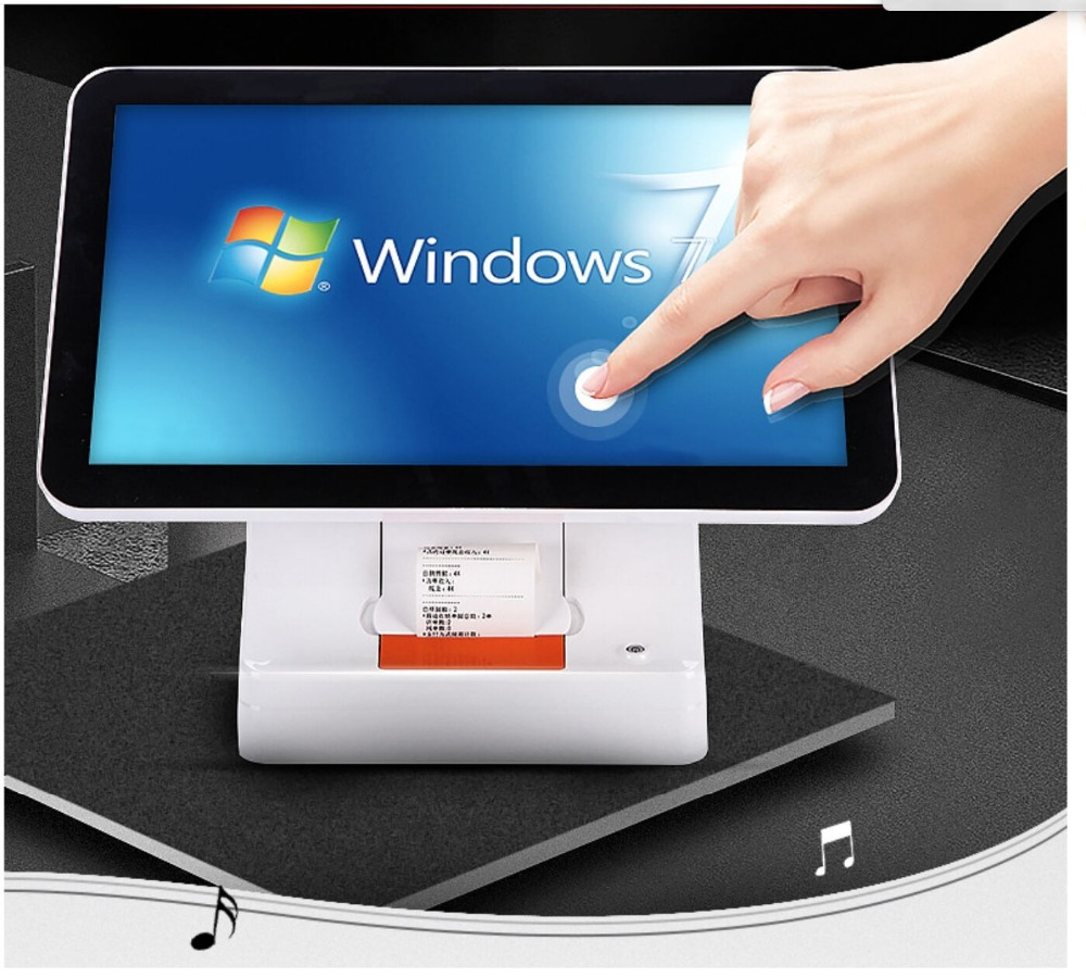 Hot selling 15.6 inch capacitive touch screen pos all in one with android