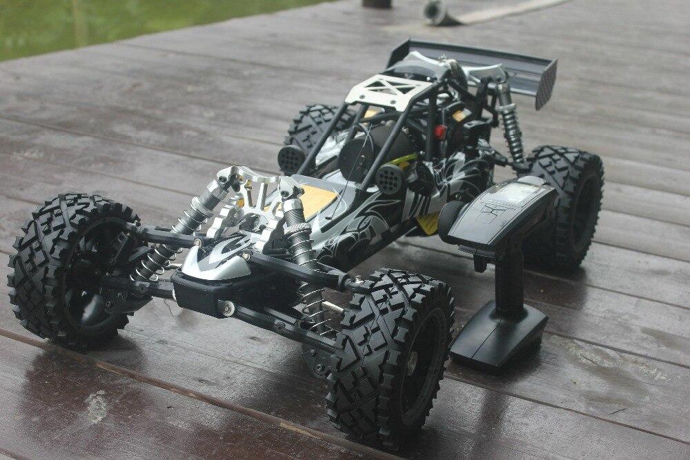 Baja 5b 30.5cc с металлической головкой задняя Противоударная Скоба все дорожные колеса