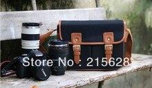 Shoulder DSLR photo digital camera bag for nikon canon pentax 550D 600D 5D2 60D 50D 7D 5D D90 D80 D300S D700 D7000 A77 A65 A35