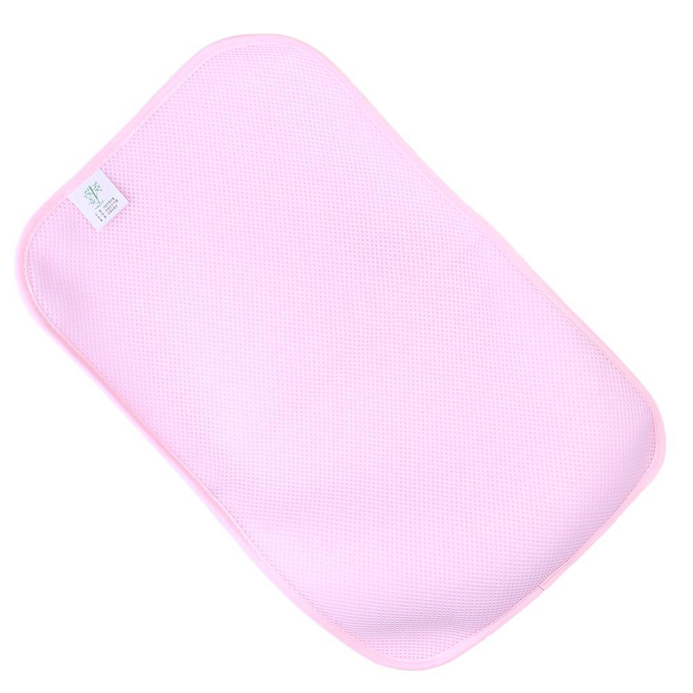 Baby Supplies 3D Bamboo Fiber Mattress Protector Incontinence Bed Pad Waterproof Three-layer Sheet Menstrual Period Care Pad