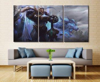 Pintura Para Salas De Estar : Paneles lol league of legends garen juego lienzo impreso pintura