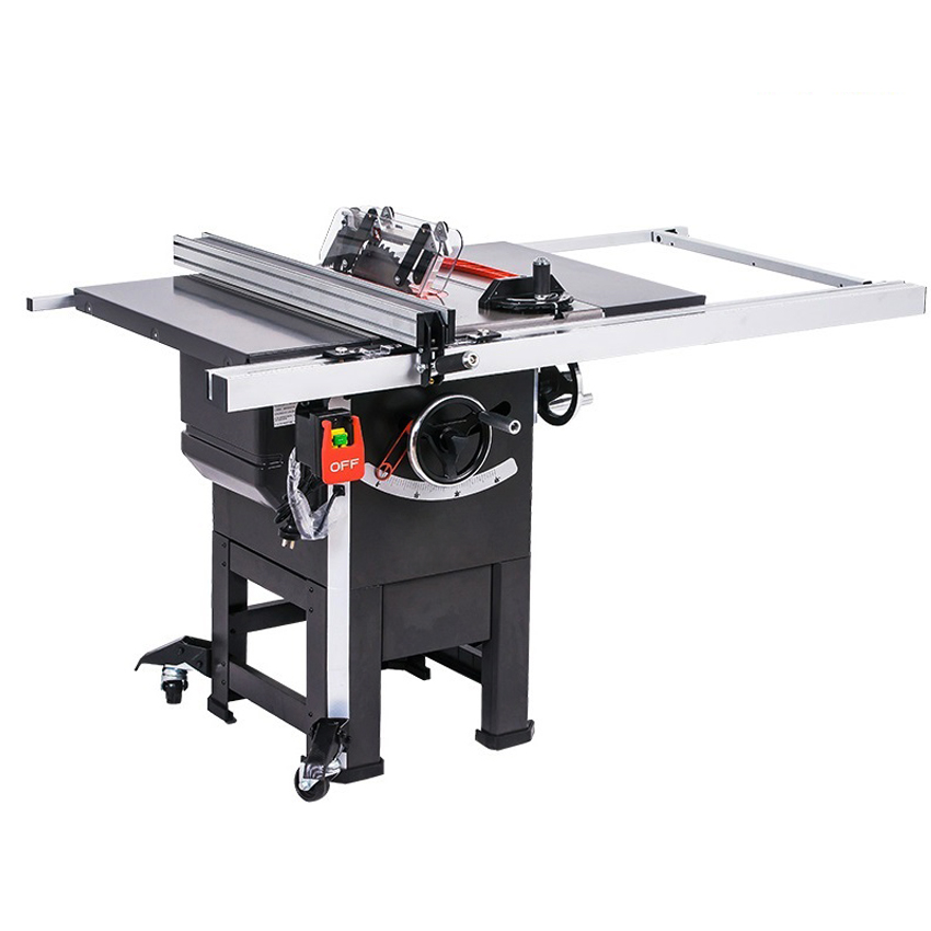 10 Inch Multi-function Woodworking Cutting Machine Table Panel Saw 220V 3450RPM Circular Saw