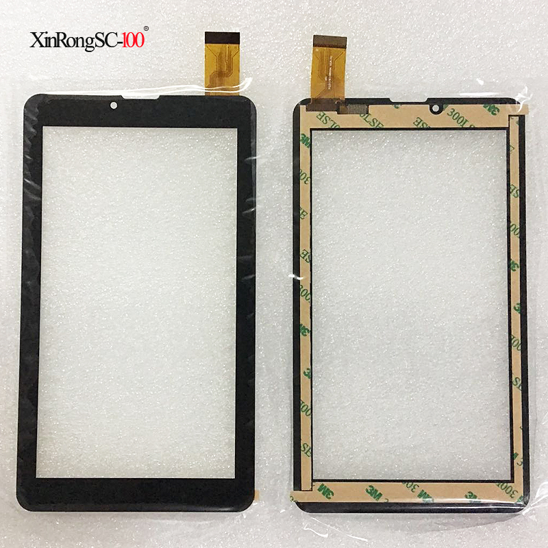 Digitizer Tablet Touch-Screen TZ714 TZ725 TZ709 Irbis 7inch Panel for Tz714/Tz716/Tz717/.. title=