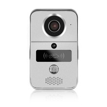 KINCO Audio Video Wifi Doorbell Night Safe Connect Network P2P Tamper Alarm Smartphone Remote Control for Smart Home SDK /API