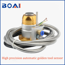 Automatic cnc tool sensor high precision cnc zero tool cnc router parts golden color good feedback ic cnc grinding machine parts mould jigs board repairing chip ic cnc router parts for repair ipad 2 3 4