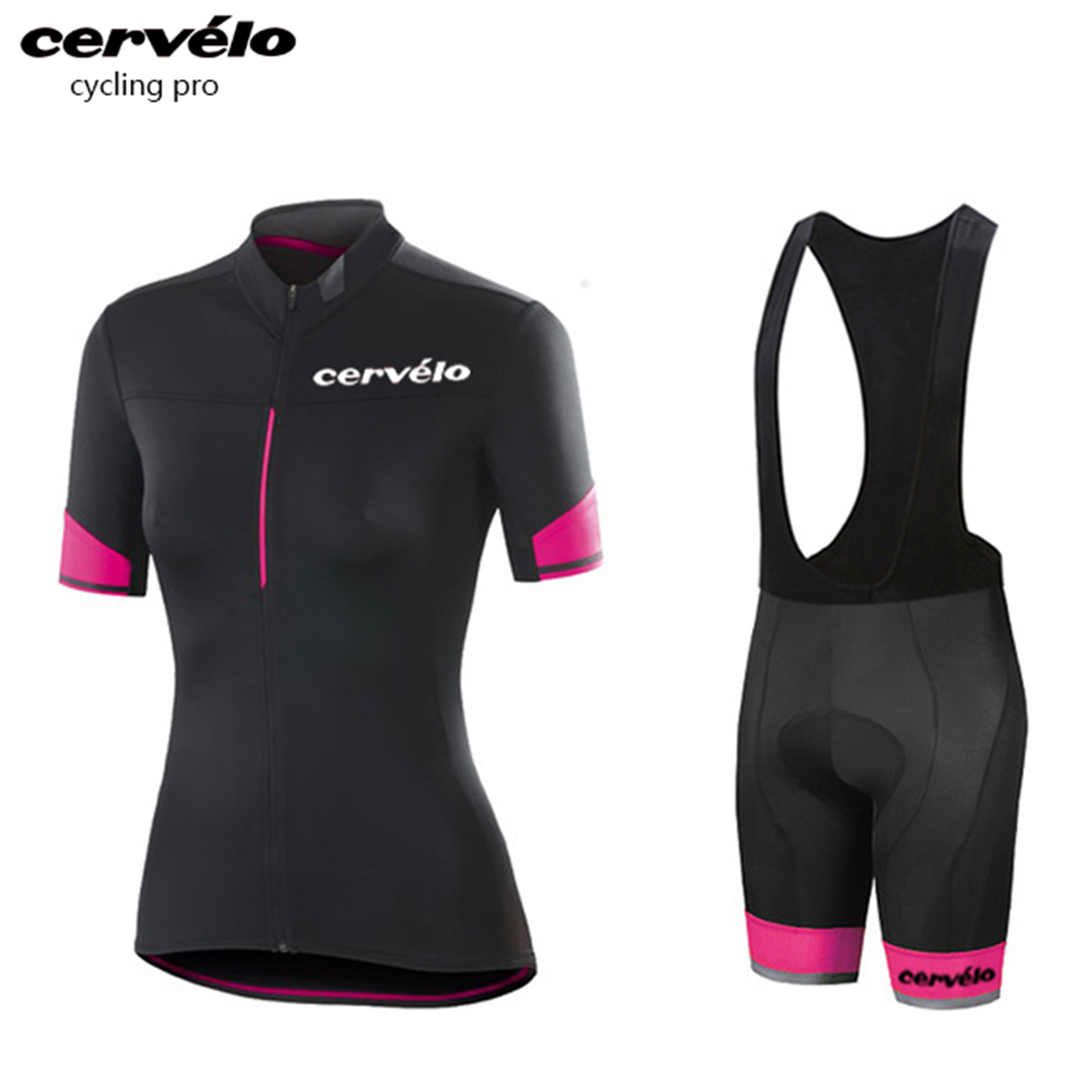 Short Sleeve Women Cycling Jersey Set Breathable Mountain Bike Clothes Women Bicycle Cycling Clothing Ropa Ciclismo 3 Colors