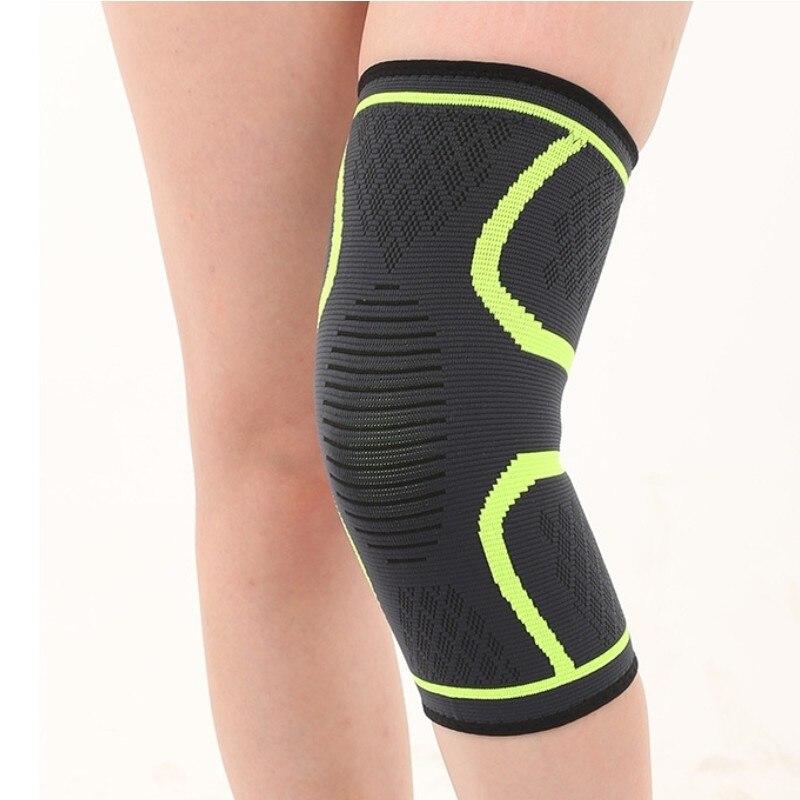 1pcs Men Ankle Support Brace 3d Weaving Elastic Nylon Strap Badminton Basketball Football Taekwondo Fitness Heel Protector1 Durable Service Sports Accessories