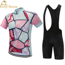 2017 NEW  team Cycling jerseys Men's cycling clothing MTB/ROAD Bicycle clothes Bike Wear Short Sleeve Quick Dry