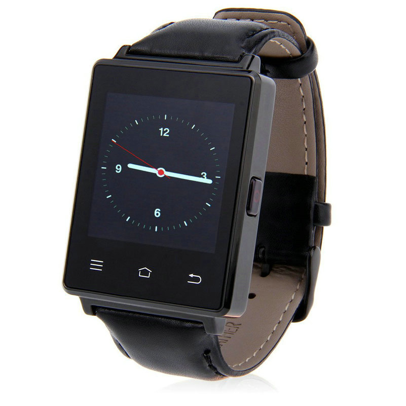 Smart Watch NO.1 D6 MTK6580 Quad Core 1.63 inch 1GB RAM 8GB ROM 5.1 3G Health Monitor GPS WIFI For and