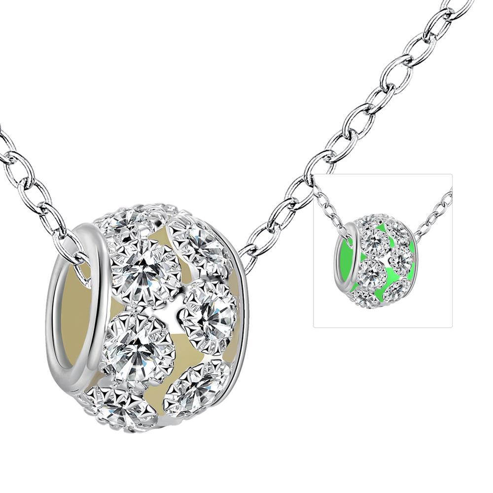 N081-A 2016 Fashion popular noctilucent necklaceN081-A 2016 Fashion popular noctilucent necklace