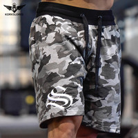 Men S Army Camouflage Shorts With Pockets Bodybuilding Clothing Men Golds Athlete Fitness Bermuda Weight Lifting