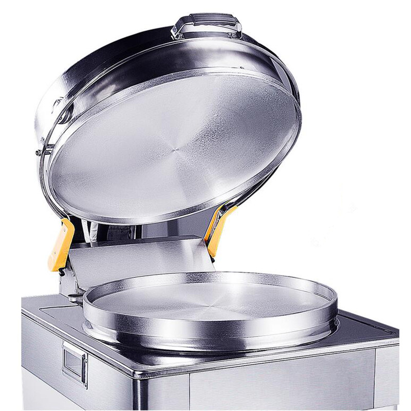 Commercial Gas Crepe Maker Pancake Maker Machine Baking Scones Gas Flapjack Furnace Baker gas type crepe maker machine pancake maker commercial scones making machine non stick coating pan