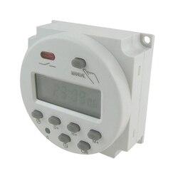 Poder LCD Digital 12 V/24 V/110 V/220 V AC/DC 7 Dias Programável temporizador Interruptor de Tempo E CN101A \ CN102A Accessories -- M25