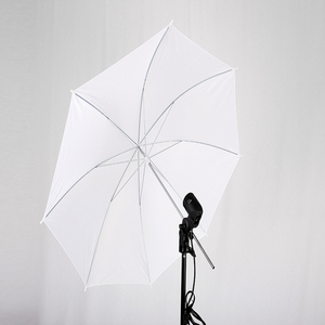 Image 2 - 1PC 33 pollici Photo flash da Studio Ombrello Morbido Traslucido Fotografia Accessori Per Lilluminazione