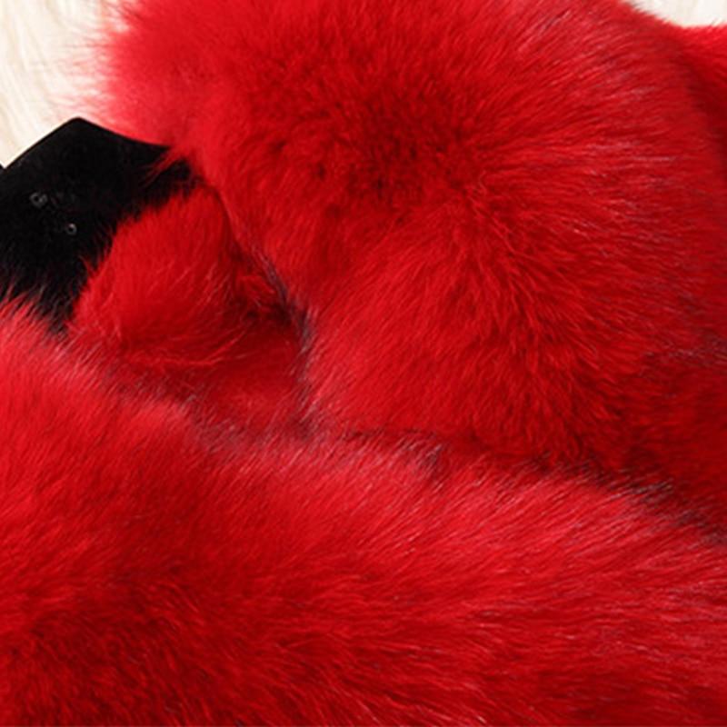LVCHI Γυναικεία πλεκτά γνήσια γούνινα - Γυναικείος ρουχισμός - Φωτογραφία 6