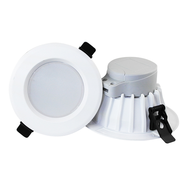 driver built in 5W 7w 9w 12w Cut hole 80/90/110/120mm LED Recessed Light dimmable, safety round downlight 120 degree beam angle ...