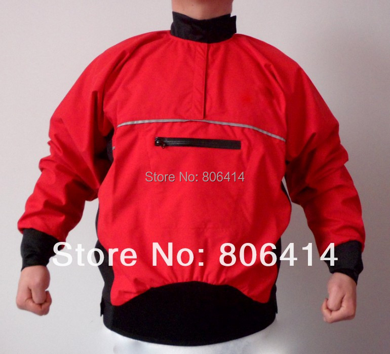 UNISEX waterproof cags cag jacket dry tops for kayak caneoing sailing fishing surfing paddling windsurfing kitesurfing