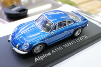 Special Offer 1 43 ALPINE A110 1973 Alloy Car Model Collection Model