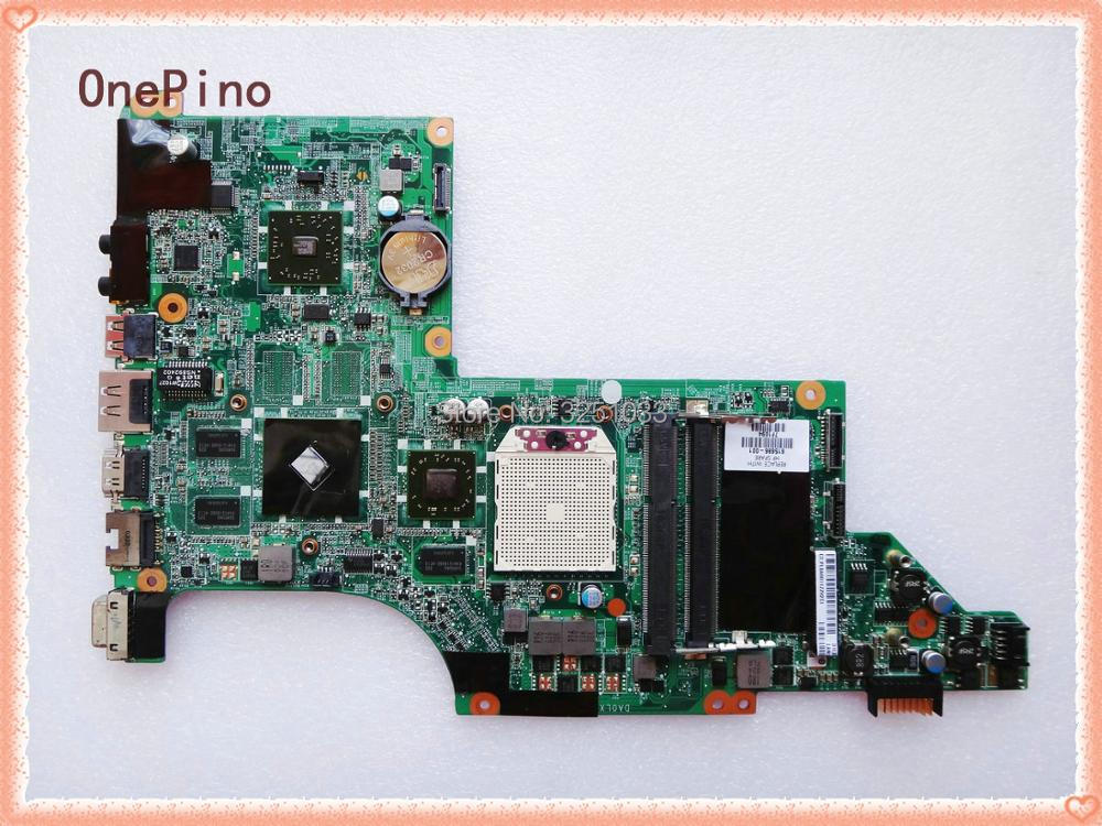 for HP PAVILION DV7-4000 NOTEBOOK 615686-001 dv7-4069wm DV7-4000 laptop motherboard 5470/512 100% Tested free shipping 100% tested 666520 001 board for hp pavilion dv7 dv7 6000 laptop motherboard with for amd a70m chipset hd6750 1g