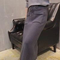 Winter New fashion women skirt,Korean skirts all match girls knitted skirt long pencil skirt free size H 983
